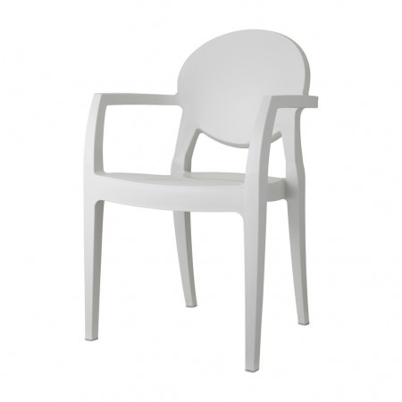 IGLOO TECHNOPOLYMER chair, Scab Design