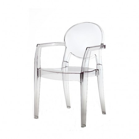 IGLOO chair with armrests, Scab Design
