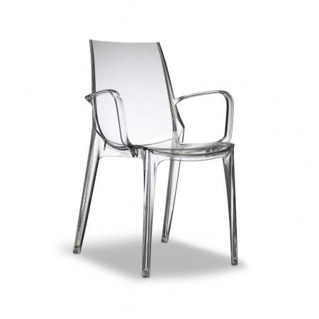 Sedia VANITY con braccioli, Scab Design