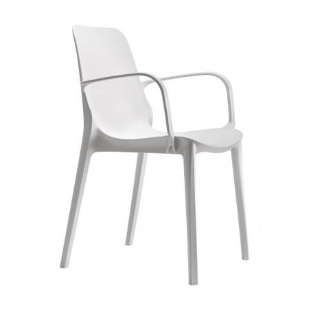 Sedia GINEVRA con braccioli, Scab Design