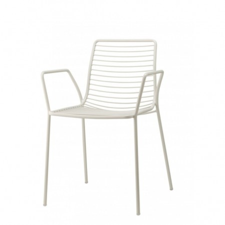 SUMMER chair with armrest, Scab Design