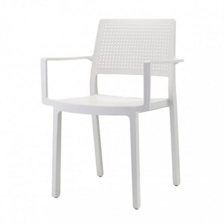 Sedia EMI con braccioli, Scab Design