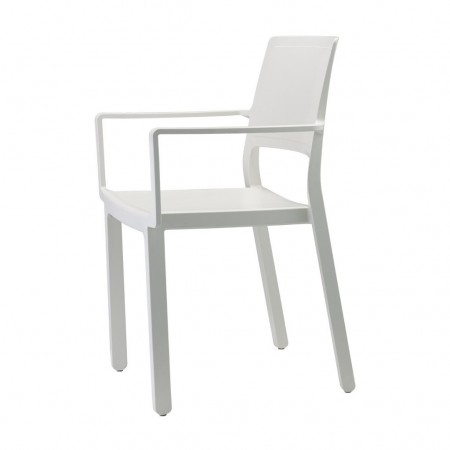 KATE chair with armrests, Scab Design