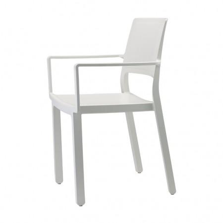 Sedia KATE con braccioli, Scab Design