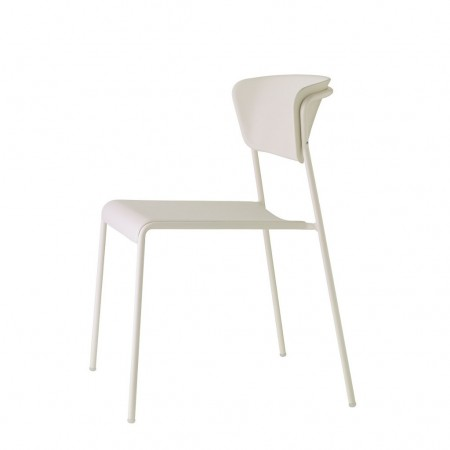 LISA TECHNOPOLYMER chair, Scab Design