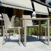 LUCREZIA chair, Scab Design