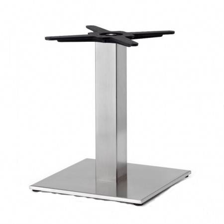 TIFFANY table base, square base and 80x80mm column, Scab Design