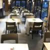 Basamento tavolo NATURAL TIFFANY con base quadrata, Scab Design