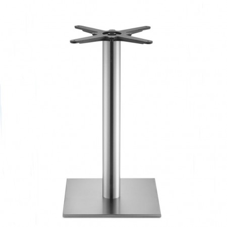 TIFFANY table base, square base and round column, Scab Design