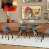 METROPOLIS L and XL table base, Scab Design