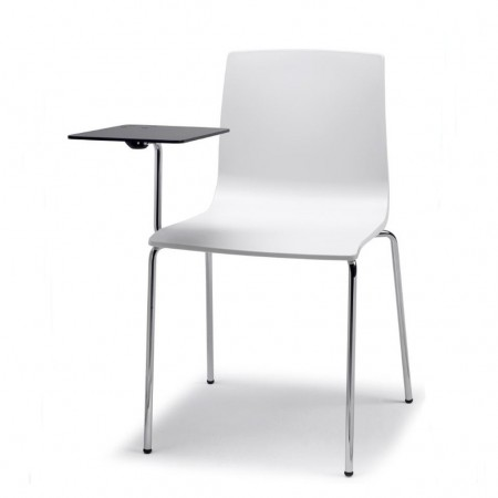 ALICE chair with antipanic writing tablet, Scab Design