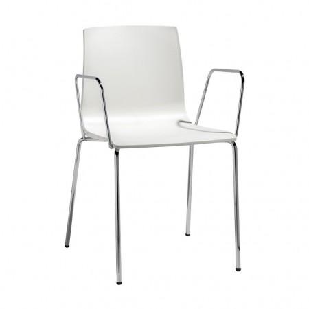 Sedia ALICE con braccioli, Scab Design