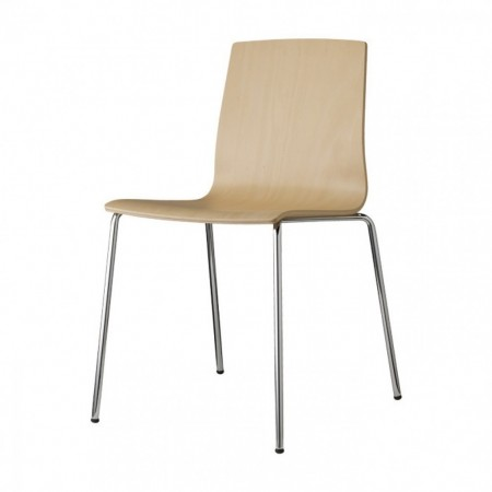 ALICE WOOD chair, Scab Design