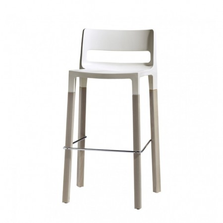 NATURAL DIVO stool, Scab Design