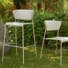LISA TECHNOPOLYMER stool, Scab Design