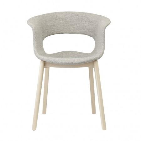 NATURAL MISS B POP armchair, Scab Design