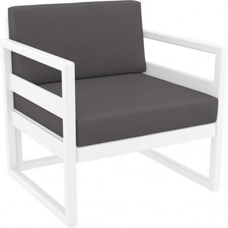 Cuscino schienale per linea MYKONOS LOUNGE, Siesta Exclusive