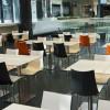 ZEBRA BICOLORED chair, Scab Design