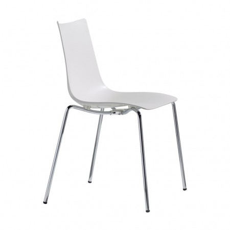 ZEBRA TECHNOPOLYMER chair, Scab Design