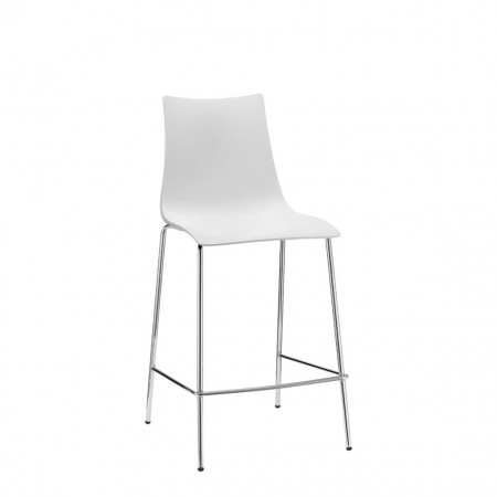 ZEBRA TECHNOPOLYMER stool, Scab Design