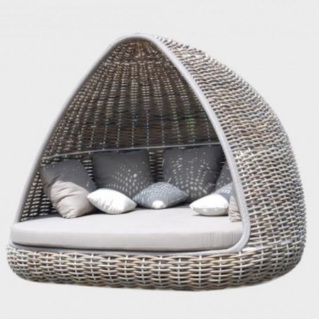 "SHADE daybed ""White Mushroom"", Skyline Design"