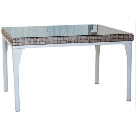 Square table 160x160, Brafta collection, Skyline Design