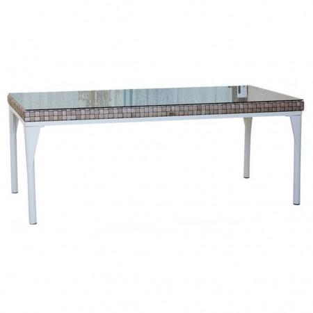 Tavolo rettangolare 220x100, Brafta collection, Skyline Design