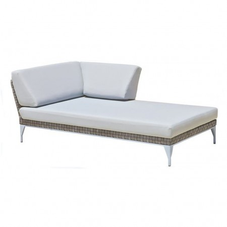 Right chaiselongue Brafta collection, Skyline Design