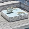 Square coffee table, Dynasty collection, Skyline Design