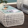 Coffee table rettangolare, Dynasty collection, Skyline Design