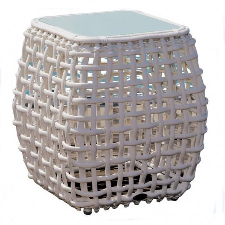 Dynasty collection side table, Skyline Design