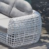Sofa terminale destro Dynasty collection, Skyline Design