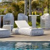 Dynasty collection sunbed, Skyline Design
