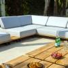 Modulo sofa corner Ona collection, Skyline Design