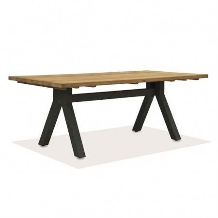 Alaska 200 rectangular table, Skyline Design