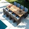 Alaska 250 rectangular table, Skyline Design
