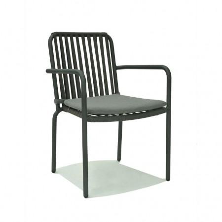 Sedia con braccioli Trinity, Skyline Design