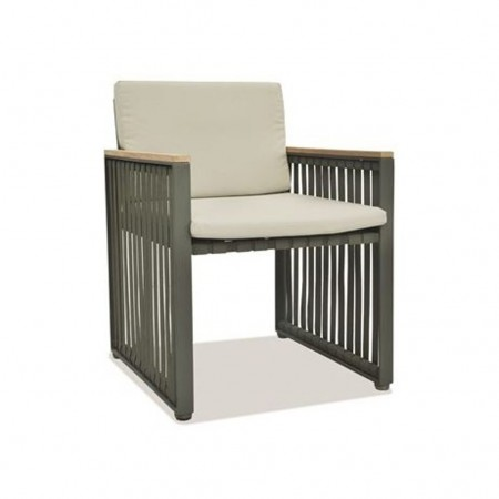 Chair with armrests Horizon collection, Skyline Design