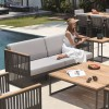 Sofa 3 posti Horizon collection, Skyline Design