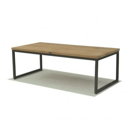 Horizon collection rectangular coffee table, Skyline Design