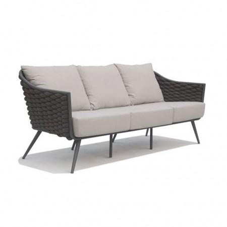 Sofa 3 posti Serpent collection, Skyline Design