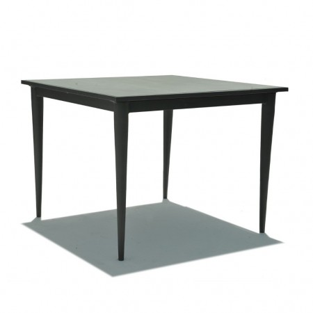 Serpent collection square table, Skyline Design