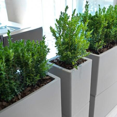 PATIO column flower-box, LYXO