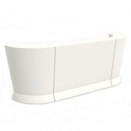 MARVY bar counter (central front) with light, LYXO