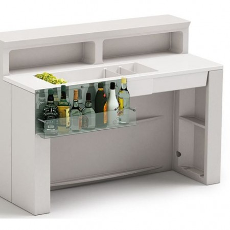 MARVY cocktail station, LYXO