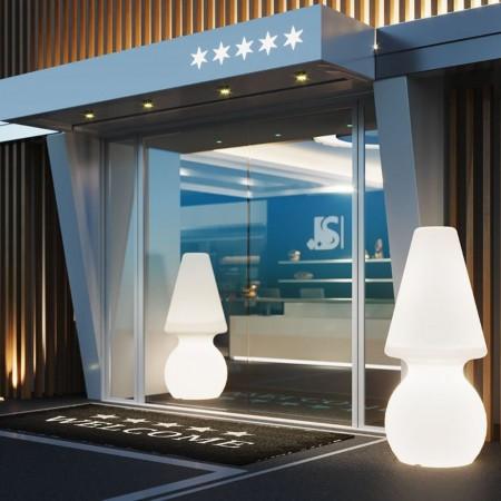 MY BIG LIGHT floor lamp, LYXO