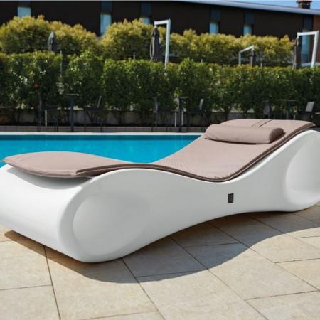 SLICE bed cushion, LYXO
