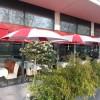Ombrellone ZEFIRO, Crema Outdoor