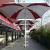 ZEFIRO umbrella, Crema Outdoor