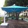 Maxi ombrellone multiplo OLIMPO, Crema Outdoor